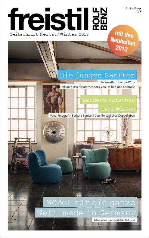 freistil ROLF BENZ Editorial von Doris Schmitt Glaeser